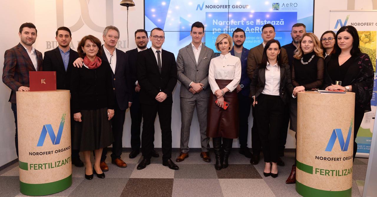 Norofert Group: peste 5 milioane lei profit net la nouă luni în 2020