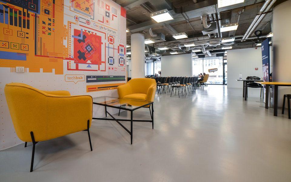 TechHub Bucharest: Kilometrul zero al comunității de startup-uri tech