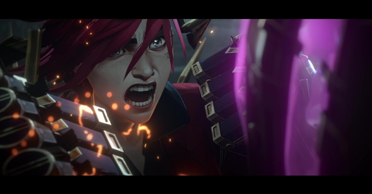 Netflix și Riot Games lansează Arcane, animație din universul League of Legends