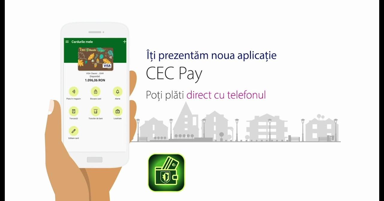 Clienții CEC Bank vor putea face transferuri cu numărul de telefon către orice bancă