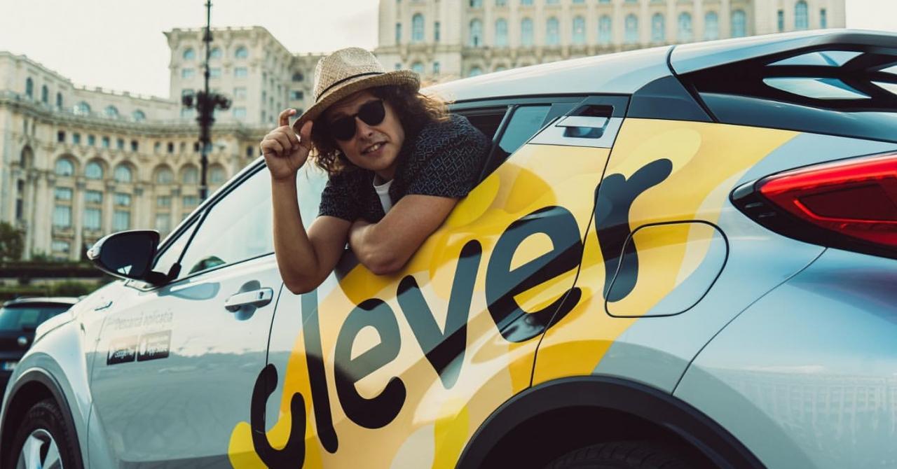CleverGO se extinde în Cluj și Iași. Ce oferă platforma de ridesharing