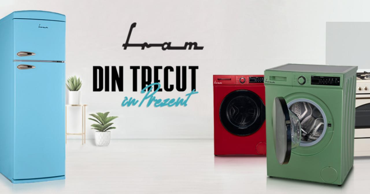 Brand românesc renăscut: FRAM revine cu electrocasnice în România