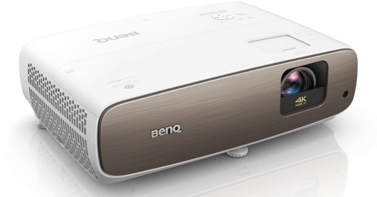 BenQ lansează gama sa de proiectoare cu Android TV