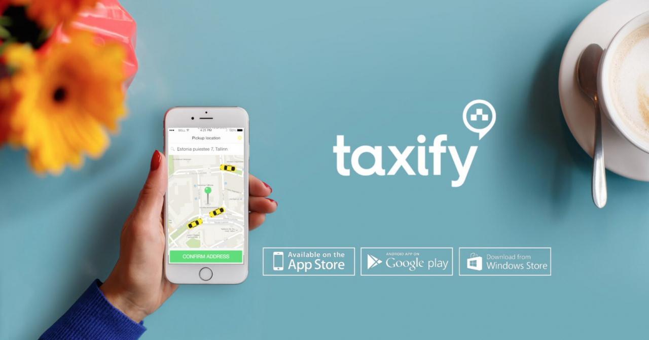 Cu Taxify spre aeroport: fără taxe suplimentare