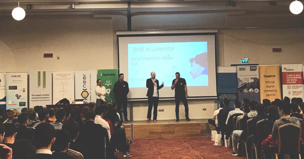 Primul accelerator de startup-uri din Iași - TBNR Accelerator