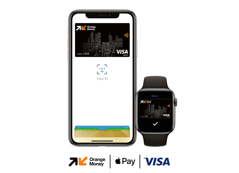 Orange Money integrează plata prin Apple Pay