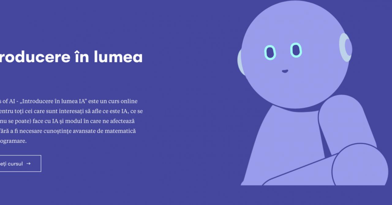 România ca Finlanda? De ce avem nevoie de cursuri de inteligență artificială