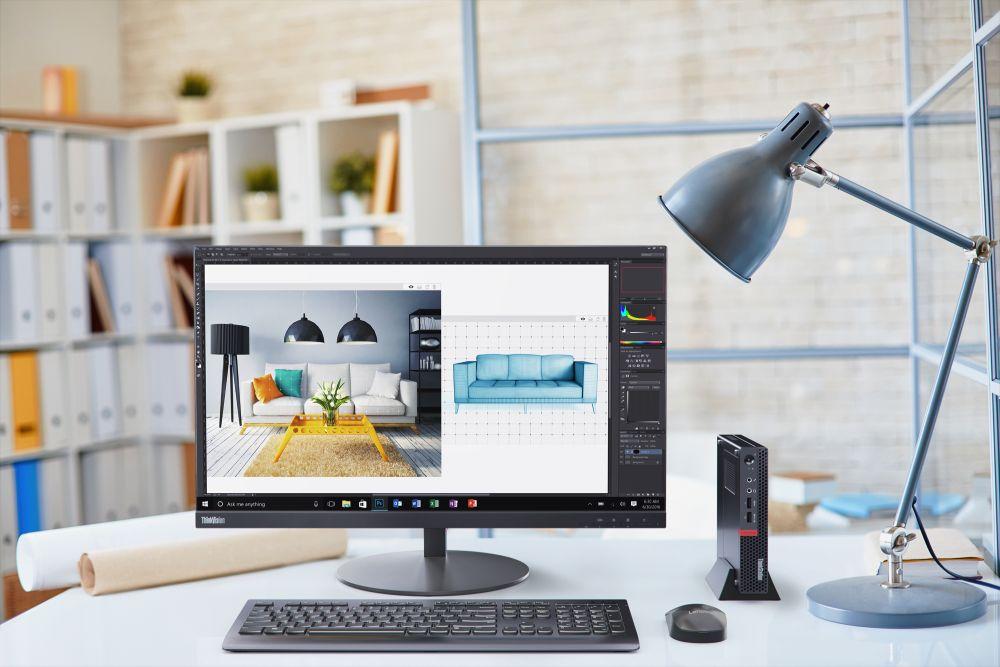 Lenovo lansează o stație grafică mică, dar și soluții pentru afaceri