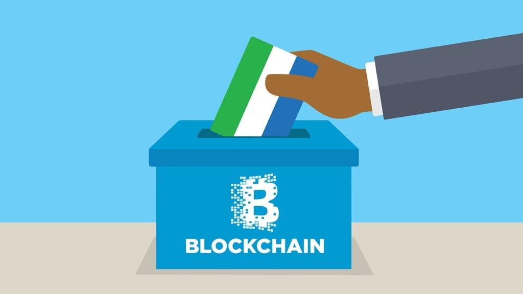 A fost sau nu a fost blockchain la alegerile din Sierra Leone?