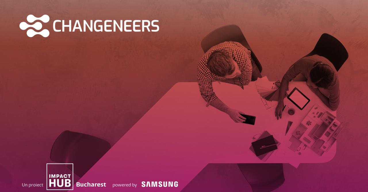 Finaliștii Changeneers 2020: 15 soluții tech schimbă în bine societatea