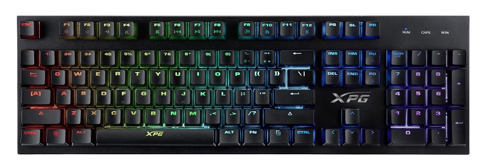 Tastatură și mouse ADATA ca să-ți zboare degetele pe ele când te joci