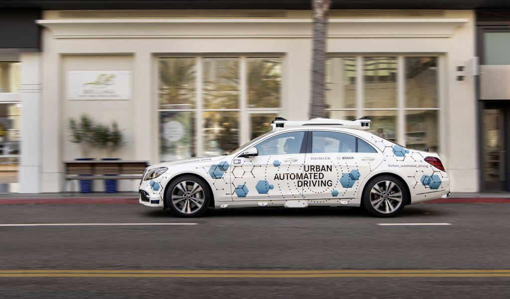 Proiect pilot: Serviciu de transport la cerere cu mașini autonome
