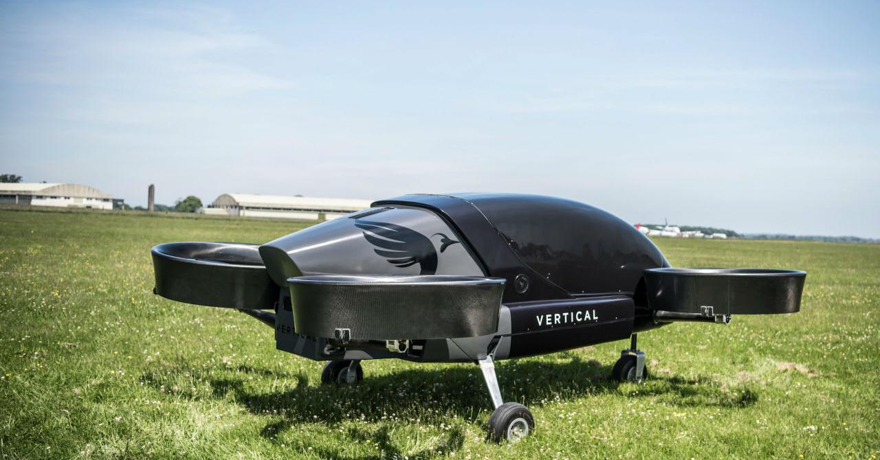 În curând am putea vedea taxiuri zburătoare în Europa