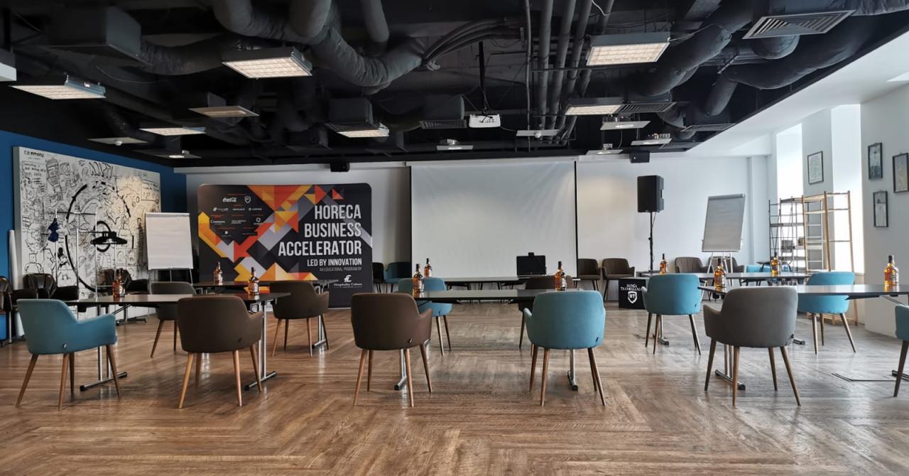 HoReCa Business Accelerator: Ce probleme vor să rezolve startupurile din HoReCa