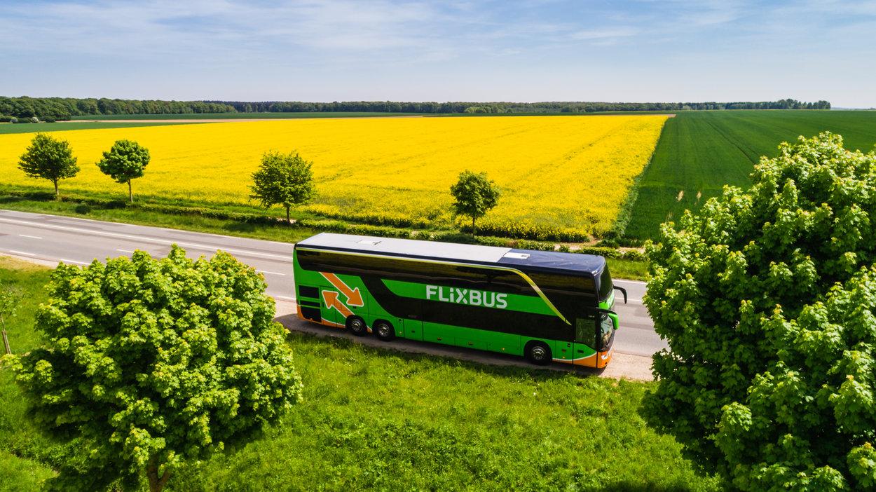 FlixBus: primele autocare pe distanțe lungi alimentate cu hidrogen