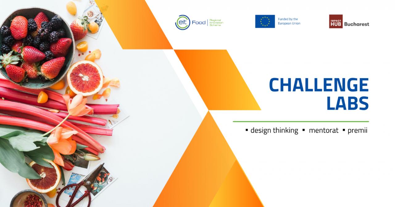 Challenge Labs: rezolvări pentru problemele industriei alimentare