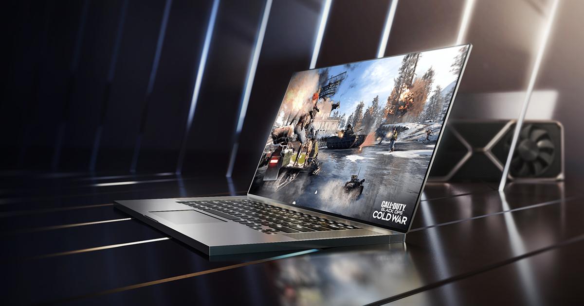 NVIDIA anunță un nou val de laptopuri dotate cu GeForce RTX 3050 Ti și 3050