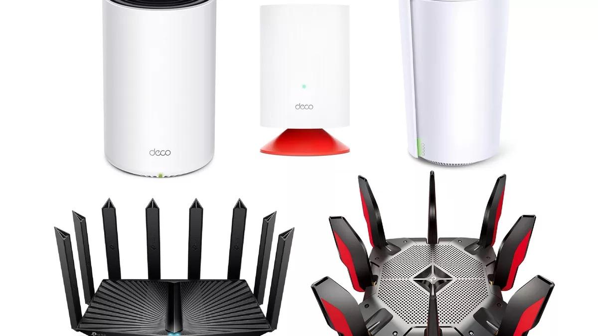 TP-Link anunță routere Wi-Fi 6E și noi produse smart
