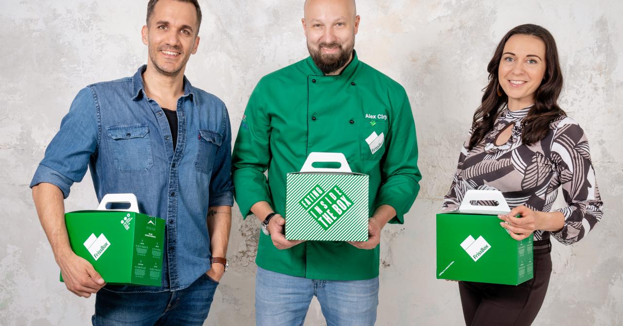 Startup-ul românesc LifeBox se extinde în Budapesta