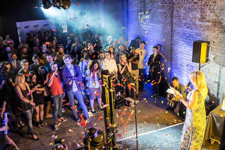 TechHub duce startup-urile din Europa mai aproape de piața din SUA