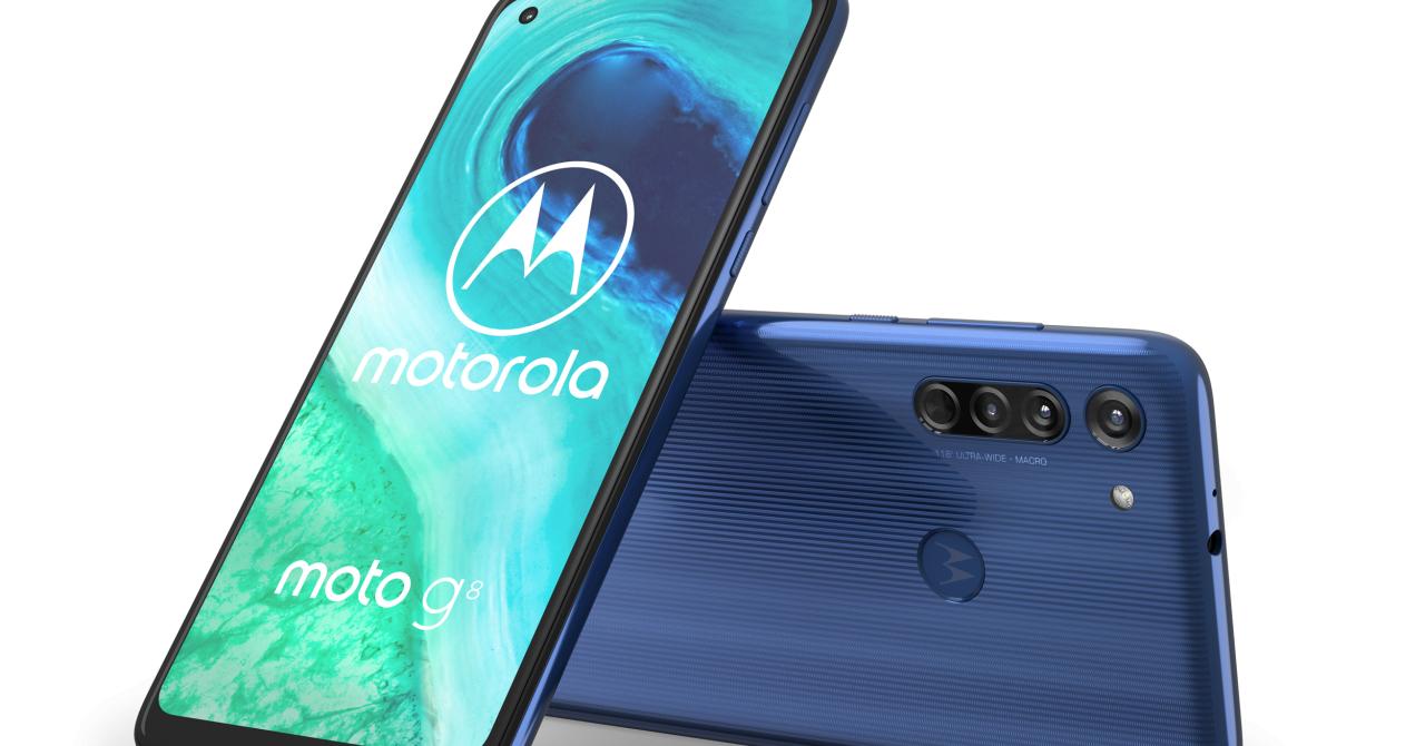 Motorola Moto g8 - telefon mid range pentru fotografii mai bune
