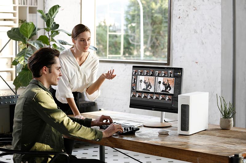 Acer prezintă noua generație de ConceptD: pentru creatori și editori video
