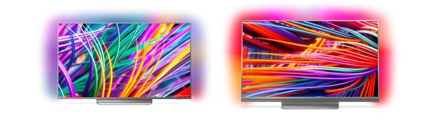 Două noi modele de televizoare Philips cu Android TV ajung în România