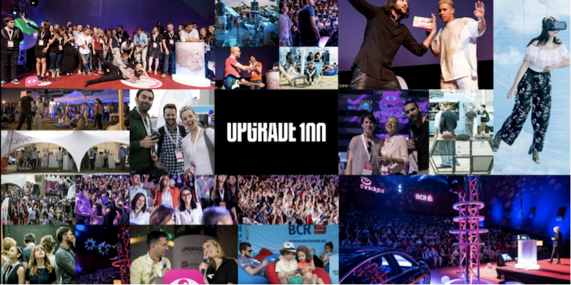 iCEE.fest: UPGRADE 100 - agenda finală a festivalului de tehnologie
