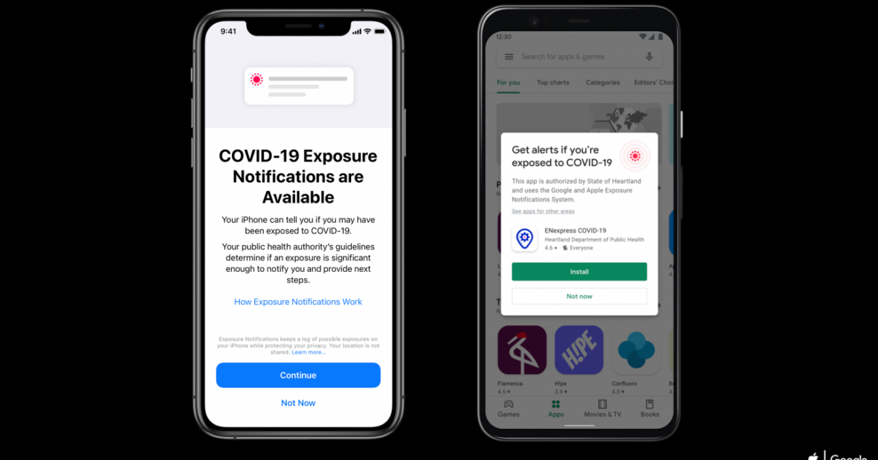 Apple face aplicația de monitorizare Covid-19 mai simplă. România încă nu are