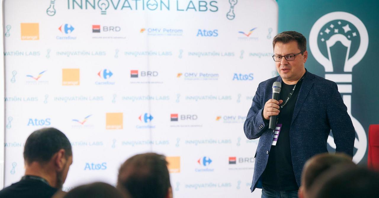 """Andrei Pitiș, Innovation Labs: """"Testul antreprenoriatului este utilitatea ideii"""""""