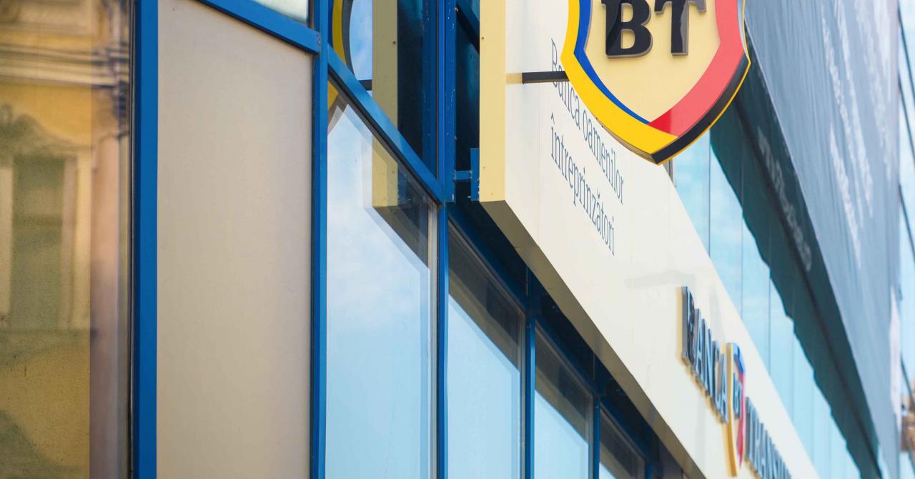 Rezultate financiare Banca Transilvania: 16.000 de credite în primele 3 luni