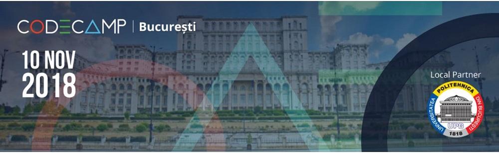 Codecamp ajunge la București și strânge pasionații de tech la Poli