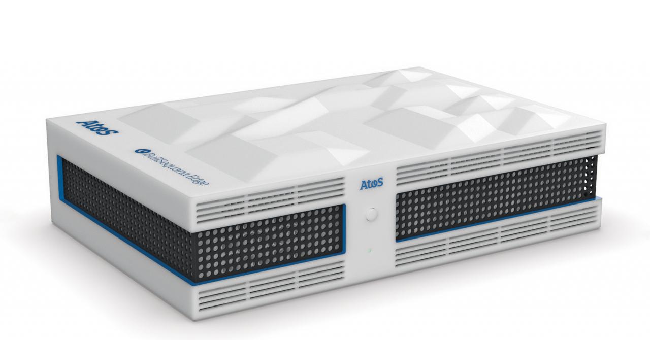 Atos se laudă cu cel mai performant server de Edge Computing