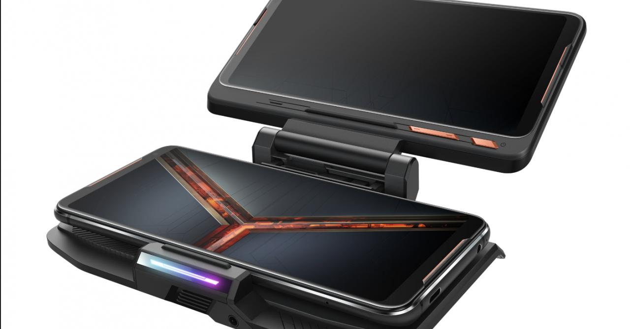 Asus ROG Phone II, actualizare la Android 10