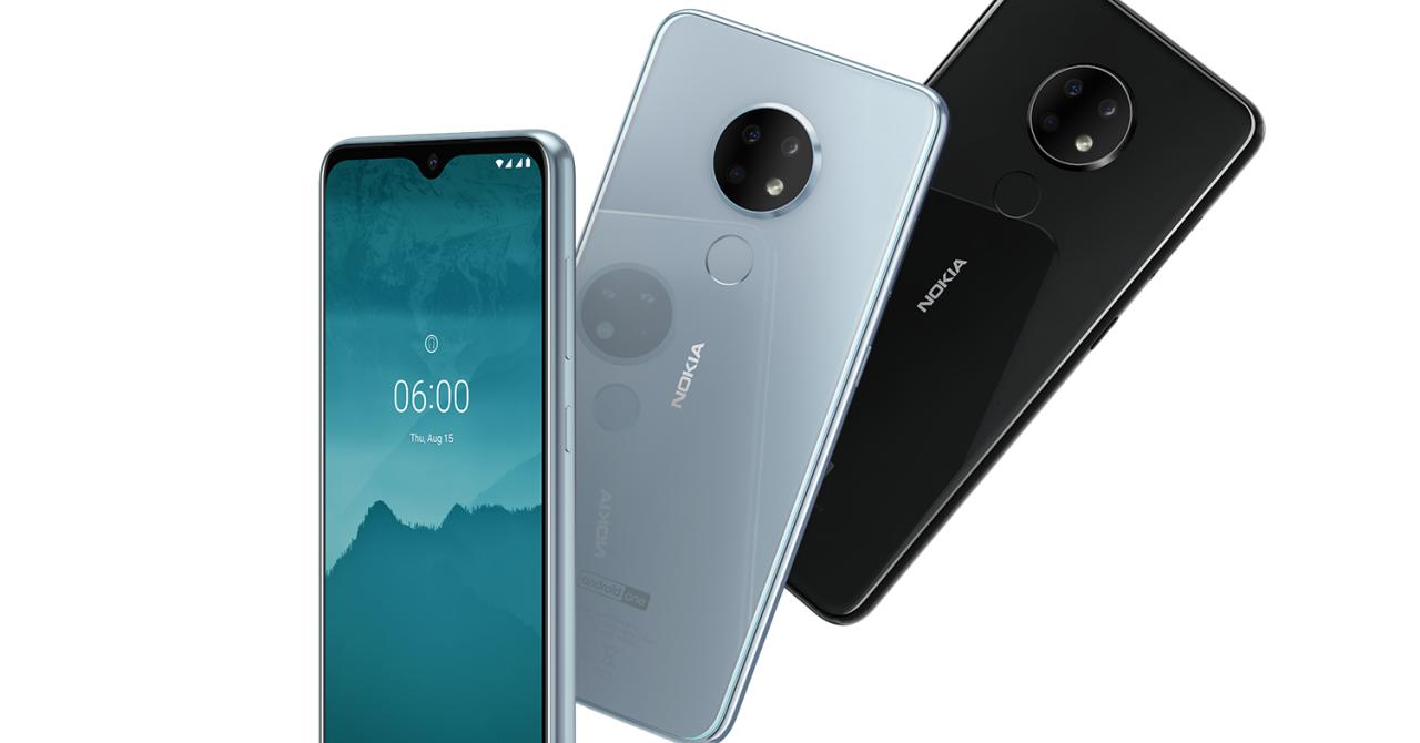 Nokia 6.2 disponibil în România. Preț mic pentru caracteristici bune