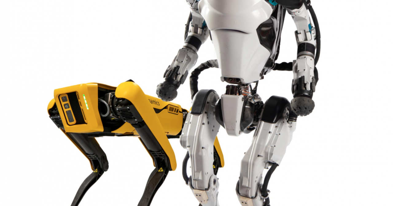 Roboții aproape umani ai Boston Dynamics, sub acoperișul Hyundai Motor