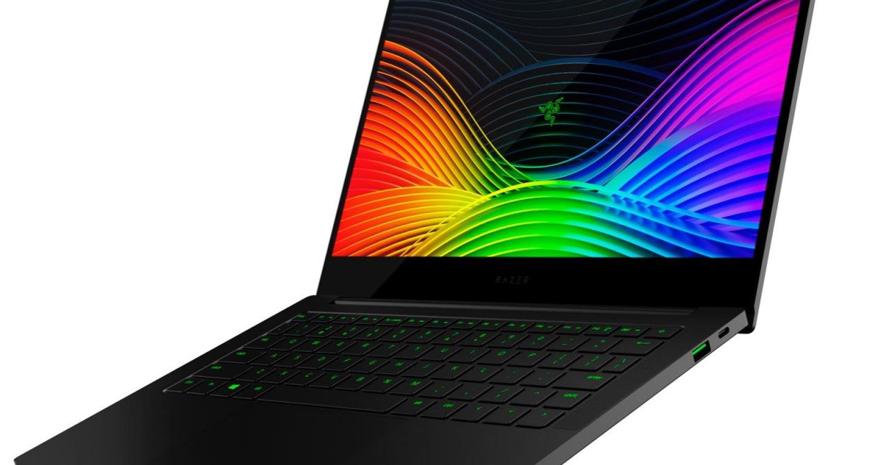 Razer anunță primul ultrabook de gaming din lume