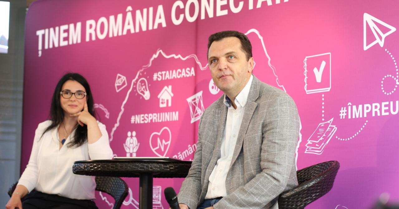 Cum și-a adaptat Telekom strategia în timpul izolării sociale