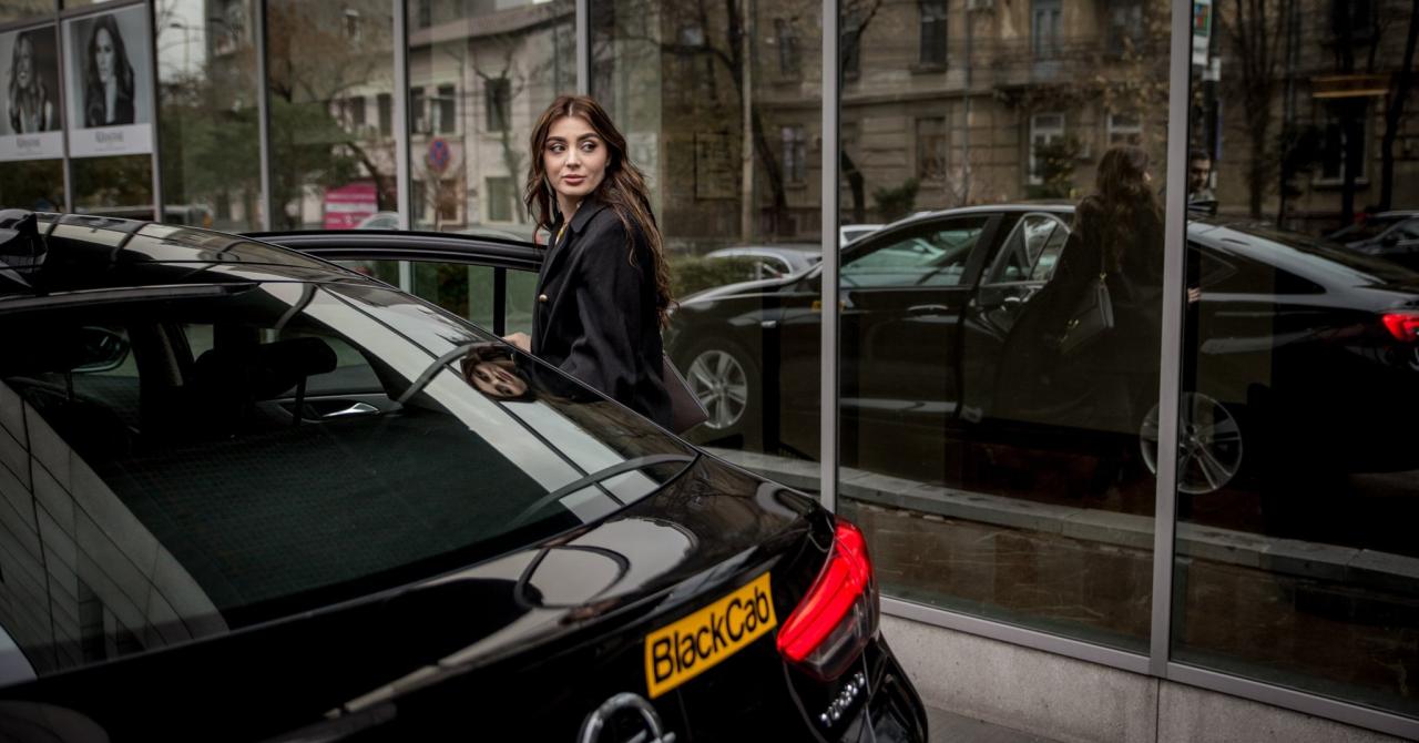BlackCab se relansează la Cluj: călătorii premium la tarife de taxi