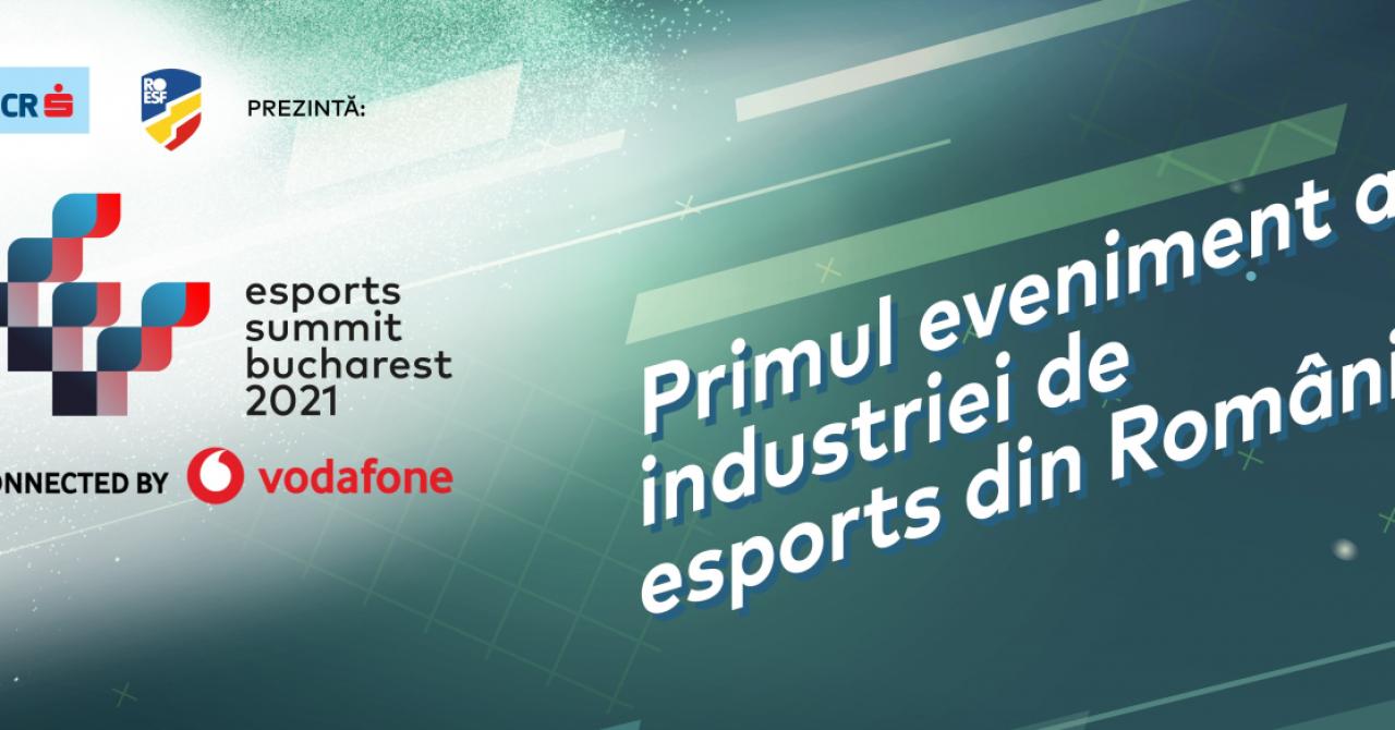 București, capitala Esportului mondial: Esports Summit Bucharest 2021