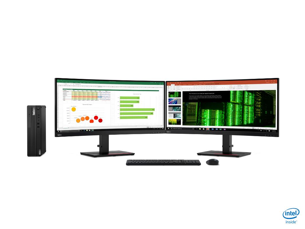Lenovo prezintă noi stații PC cu Intel Core vPro de a 10-a generație