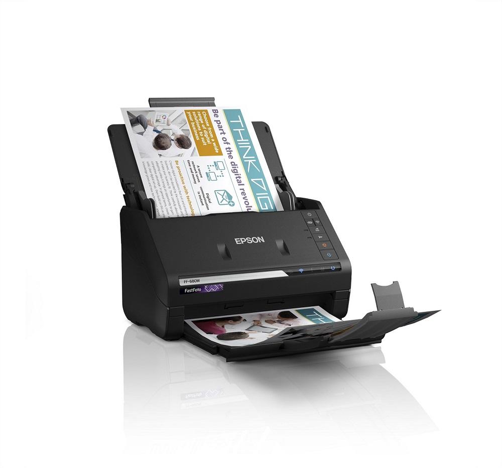 Fotografiile printate cu această imprimantă Epson rezistă 300 de ani