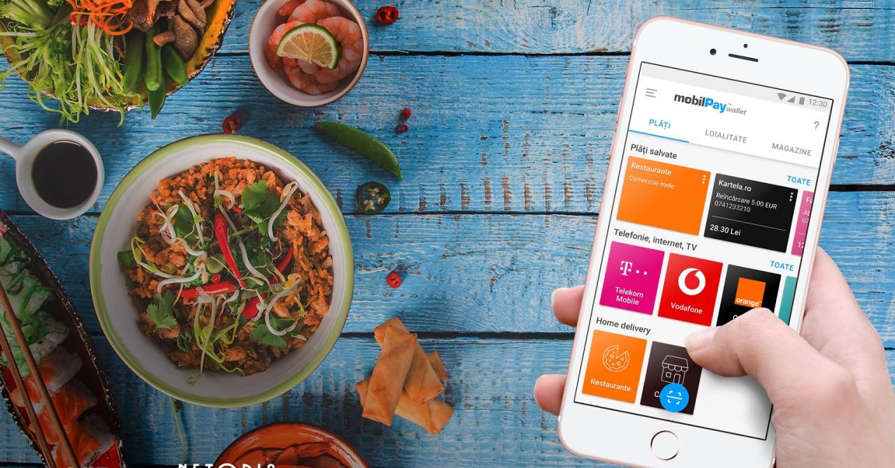 NETOPIA lansează o platformă de comenzi pentru restaurante și producători locali