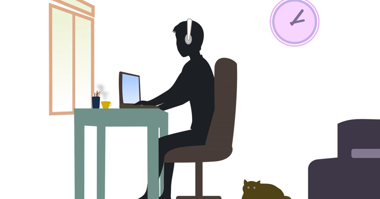 Experiența lucrului de acasă: cum să lucrezi mai ușor remote