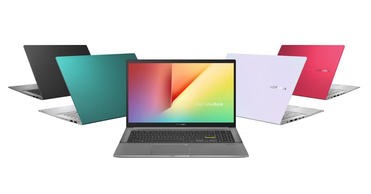 Laptopurile Asus VivoBook S14 și S15 cu AMD Ryzen, disponibile în România