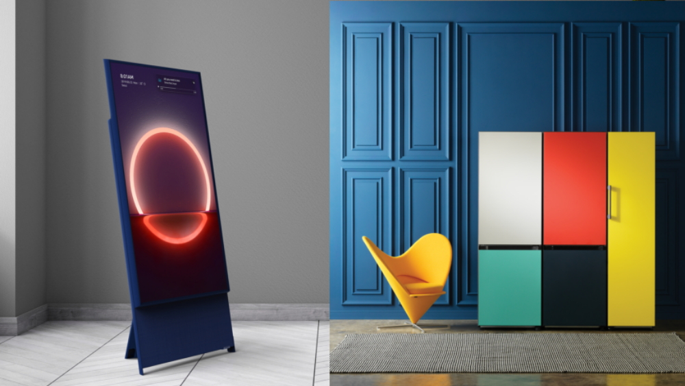 "Televizorul ""de Tik Tok"" de la Samsung, disponibil în România"