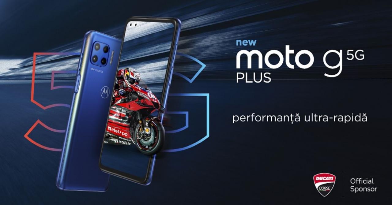 Motorola îți dă șansa să câștigi o motocicletă Ducati Panigale V2