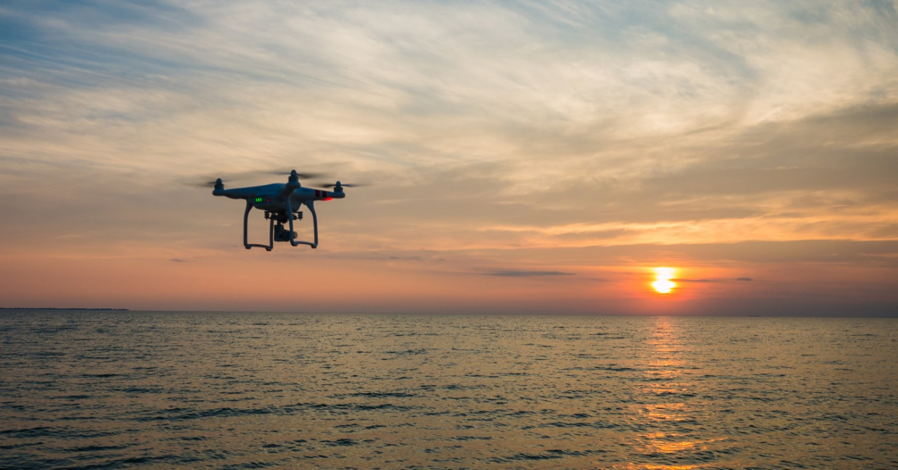 Proiect pilot: transfer de echipamente medicale cu drone