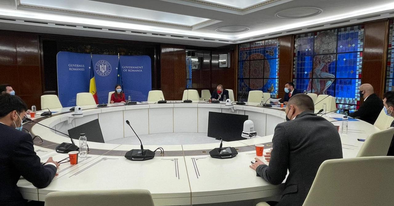 """Consilieră în cancelaria lui Florin Cîțu: """"Vrem să omologăm esports în România"""""""