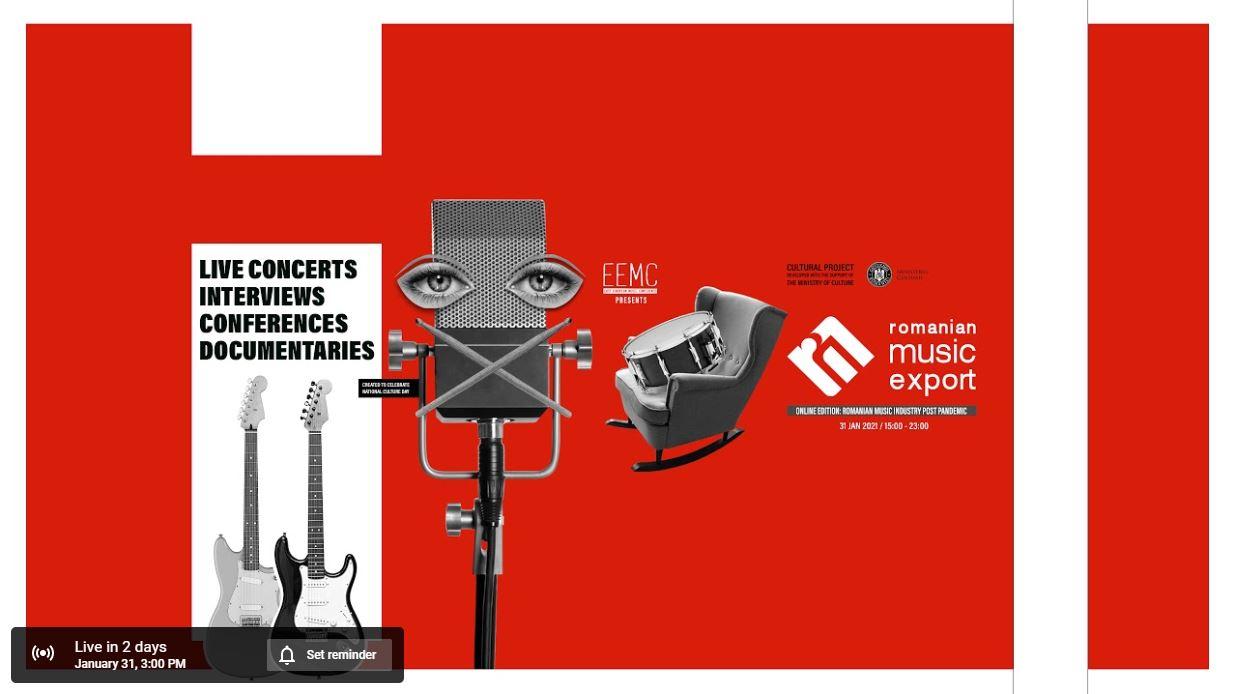 Antreprenoriat în muzică: Eveniment despre repornirea industriei muzicale locale